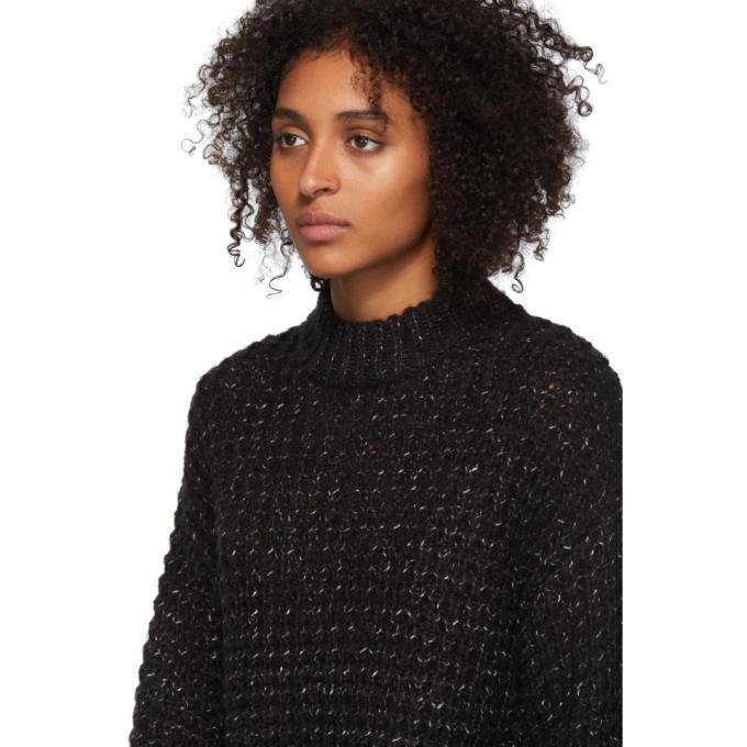 Won Hundred Black Gisele Sweater