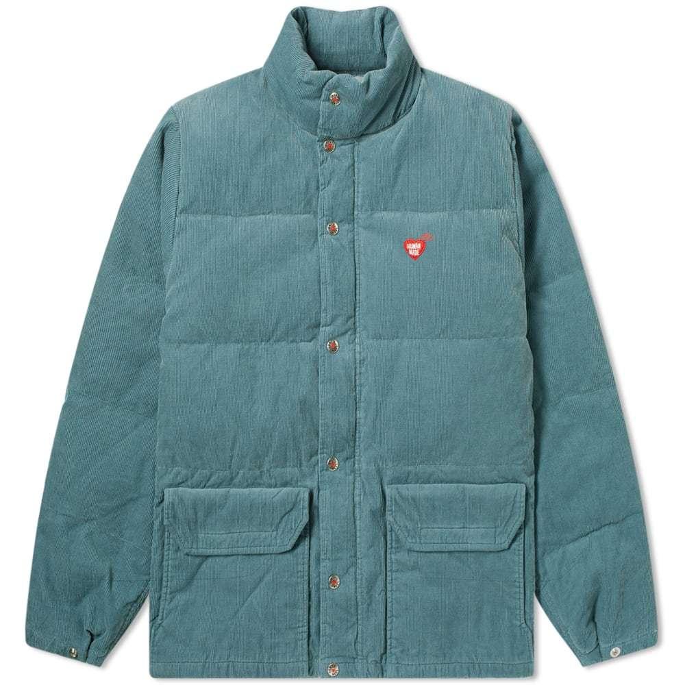 Photo: Human Made Corduroy Down Jacket