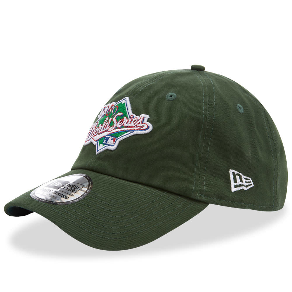Photo: New Era 9TWENTY Adjustable Oakland World Series Cap