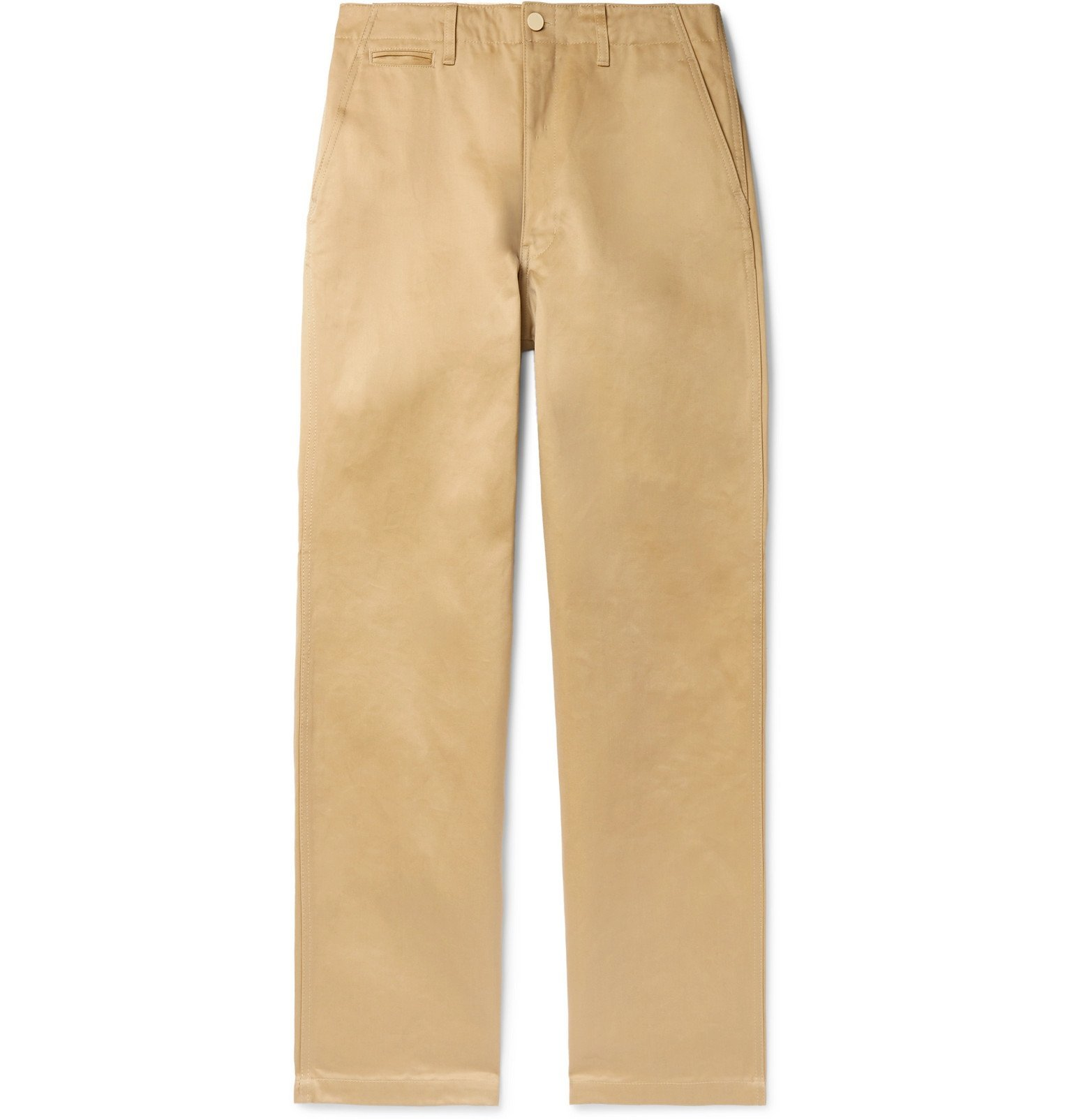 Photo: J.Press - Navy Cotton-Twill Chinos - Brown