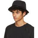 C.P. Company Black Chrome Garment-Dyed Bucket Hat