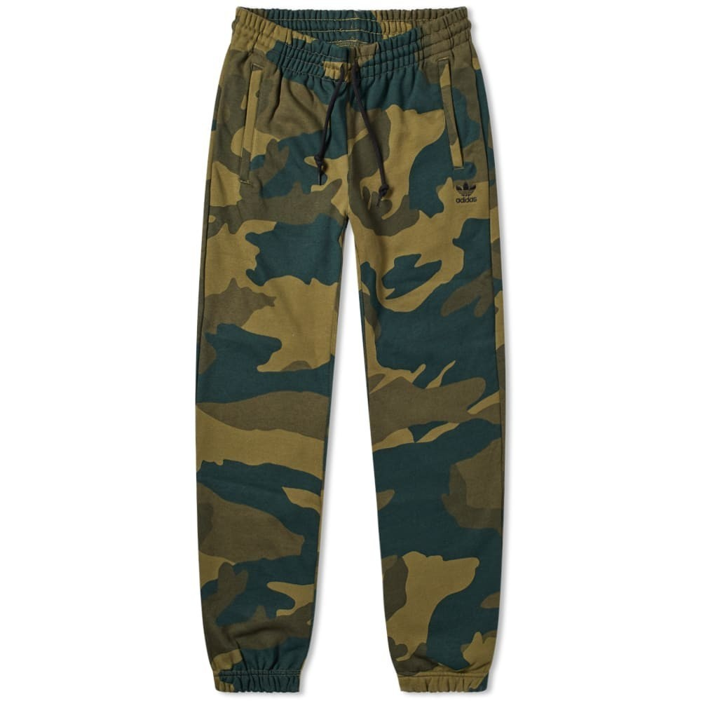 Photo: Adidas Fleece Camo Pant