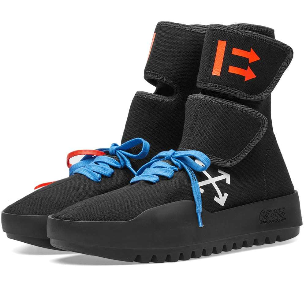 Photo: Off-White Motowrap Sneaker