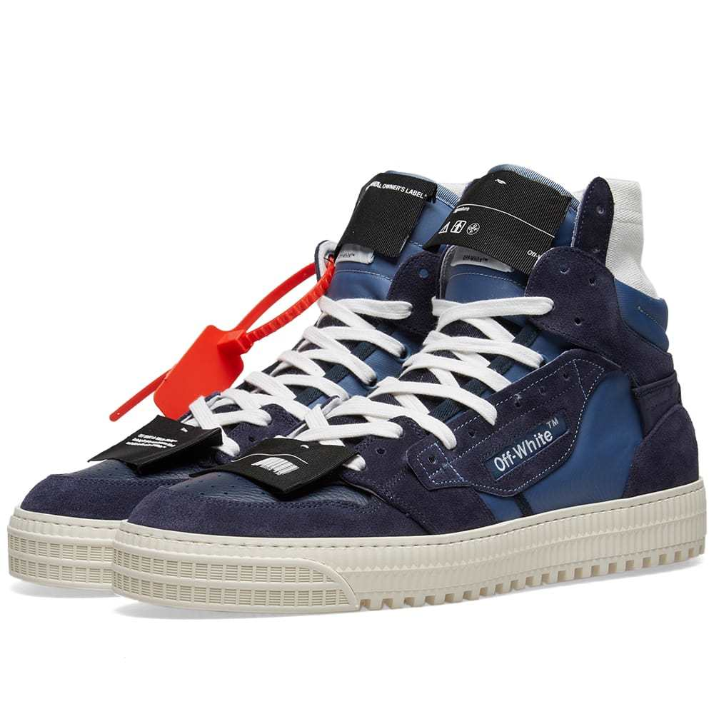 Photo: Off-White Off Court Sneaker