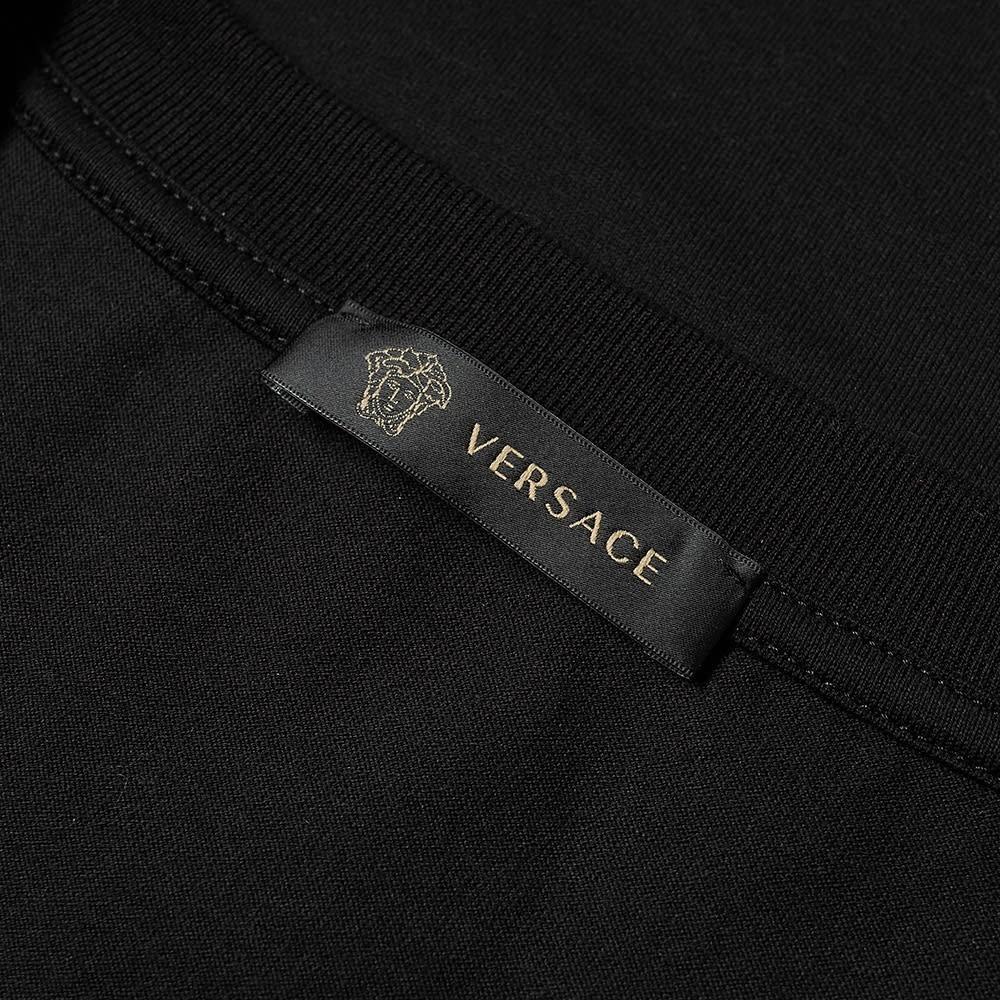 Versace Long Sleeve Japanese Script Tee