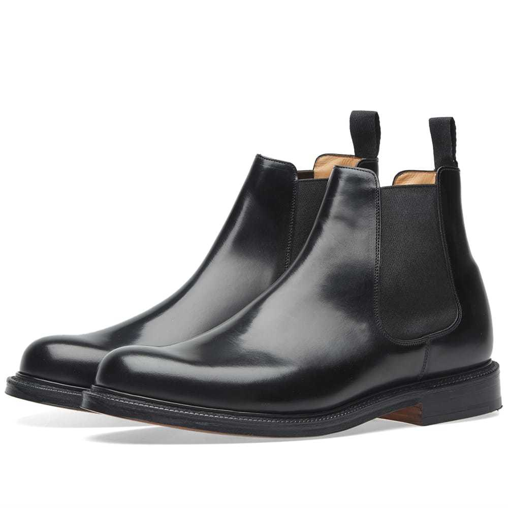 Photo: Church's Wells Heavy Chelsea Boot
