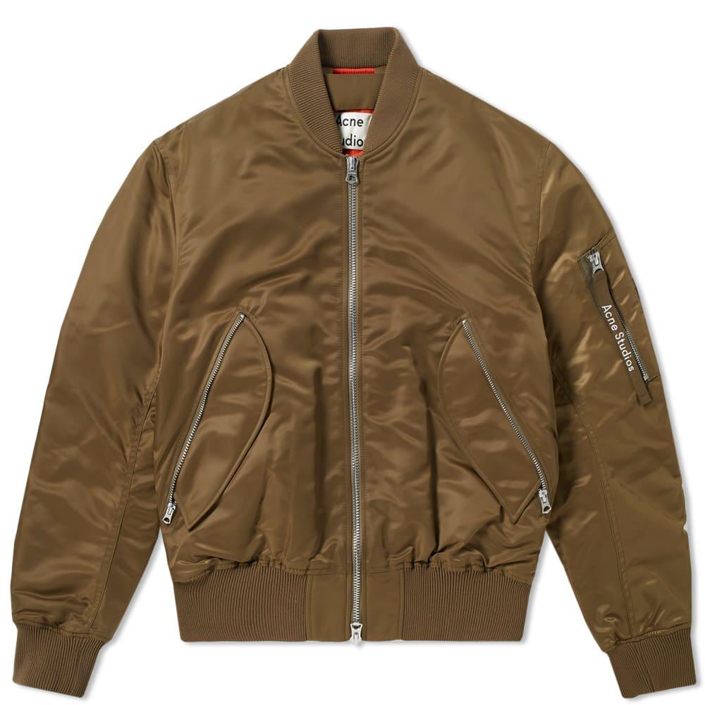 Photo: Acne Studios Makio MA-1 Jacket