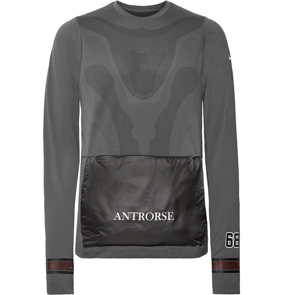 Mesh Dri gray GYAKUSOU Nike Transform FIT Running Jacket x Ripstop Dark Convertible Undercover and TFcJKl13