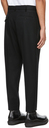 Sacai Black Wool Suiting Trousers