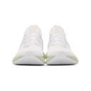 adidas Originals White Alphaedge 4D Sneakers