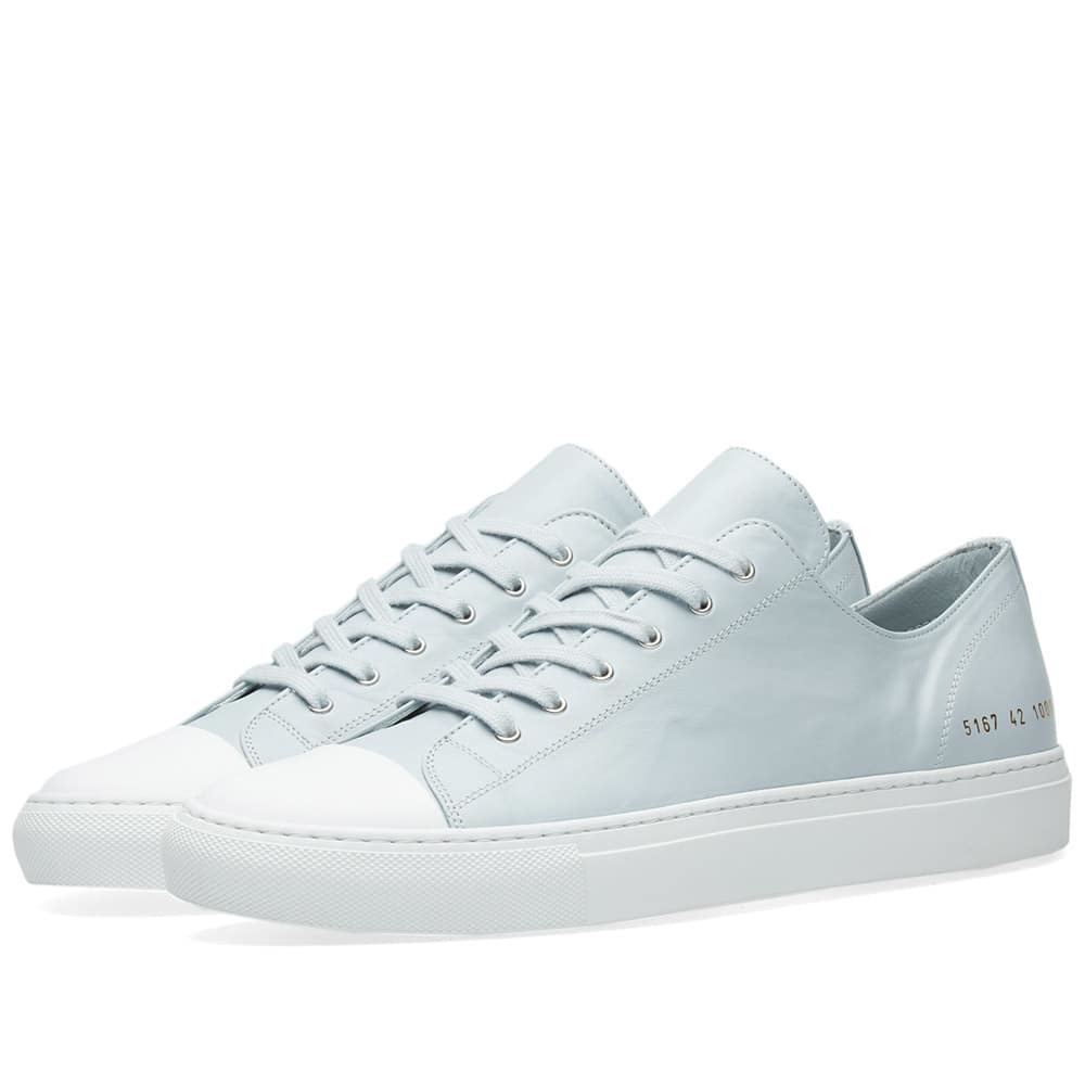 Common Projects Tournament Toe Cap Low