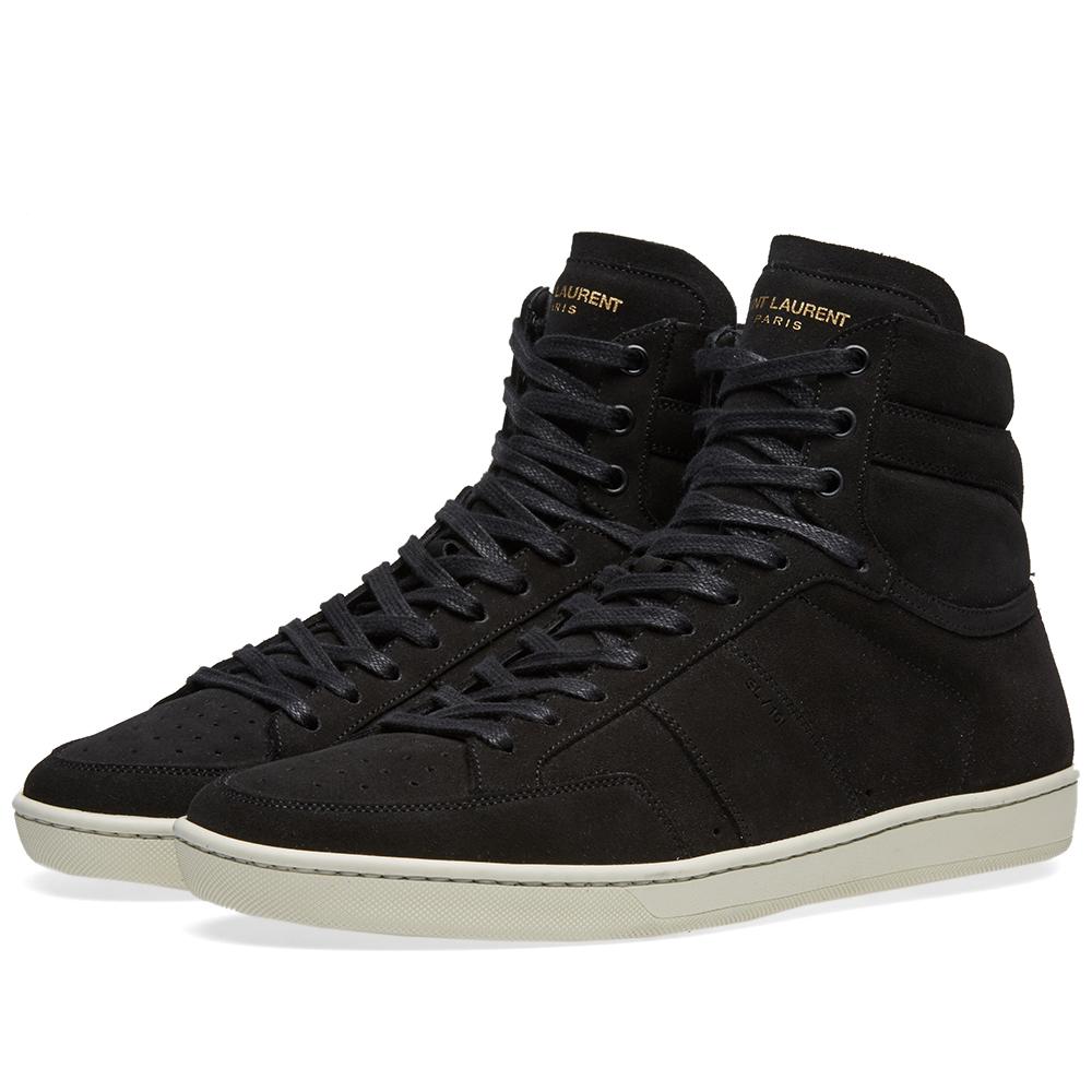 Photo: Saint Laurent SL-10 High Top Sneaker
