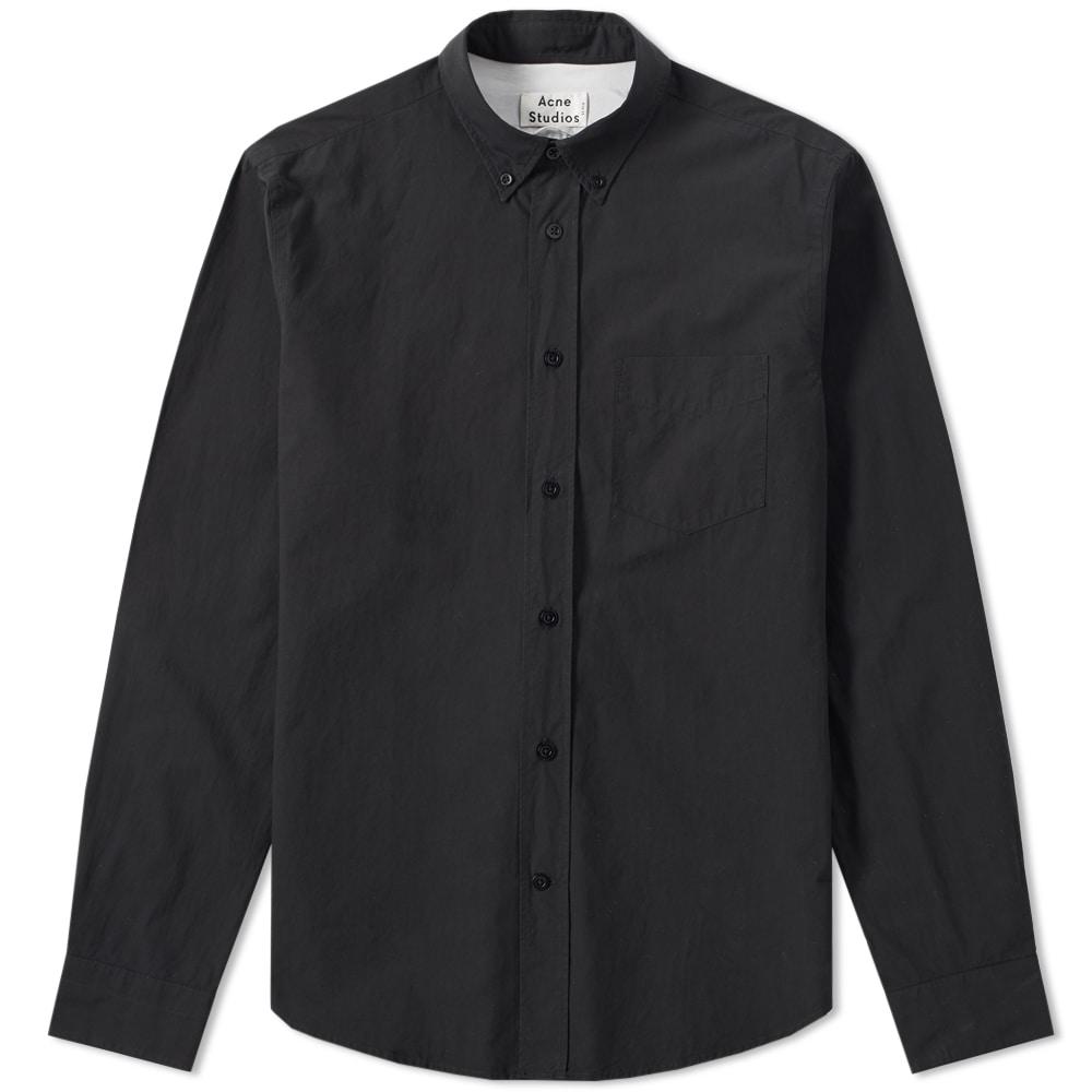 Acne Studios Isherwood Ltco Shirt
