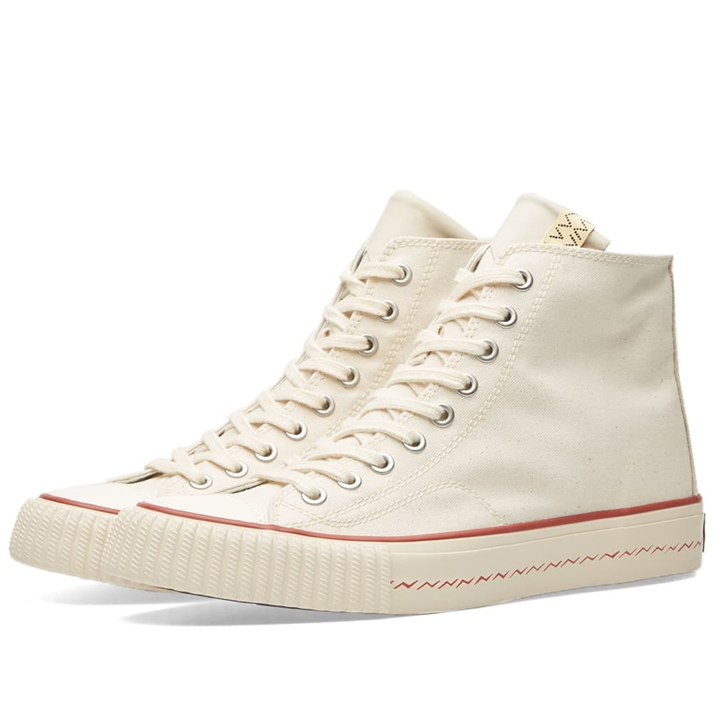 Photo: Visvim Skagway Hi Canvas
