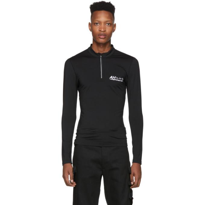 Photo: Afterhomework Black Sports Zip Pullover