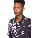Ksubi Black Fractals Resort Shirt