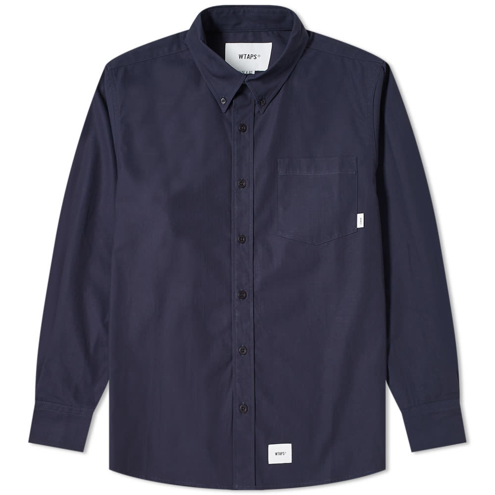 Photo: WTAPS Button Down Ripstop Shirt