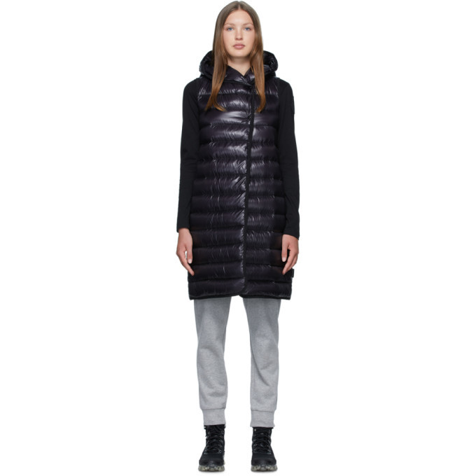 Photo: Moncler Black Noisette Vest