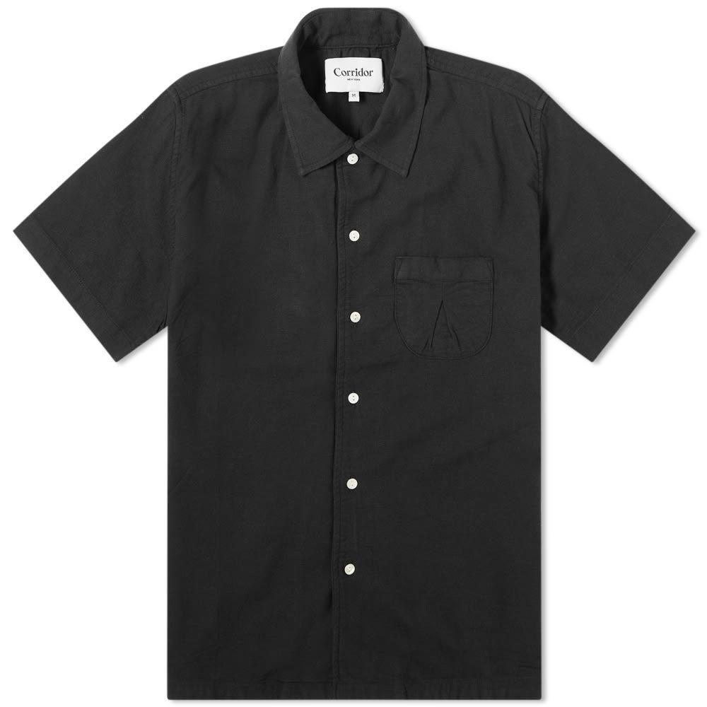 Corridor Short Sleeve Horseshoe Pocket Shirt