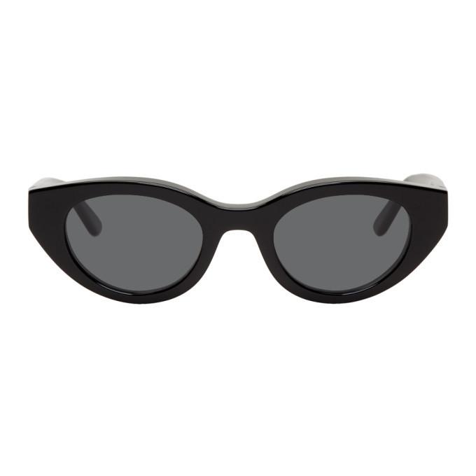 Photo: Thierry Lasry Black Acidity Sunglasses