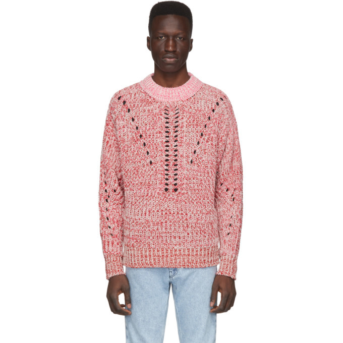 Photo: Isabel Marant Pink Leono Sweater