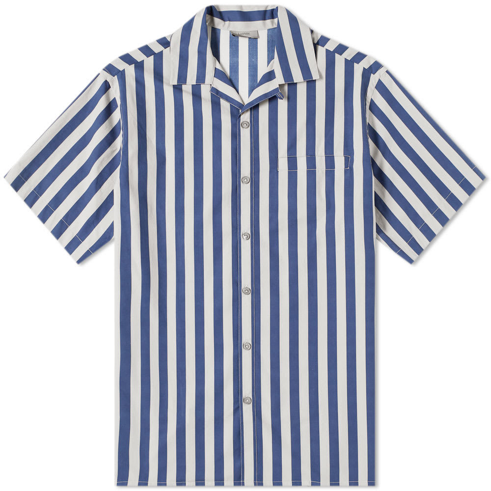 Photo: Lanvin Stripe Vacation Shirt