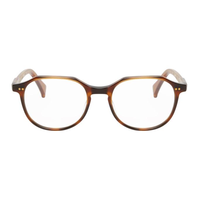 Photo: RAEN Tortoiseshell Saunders Glasses