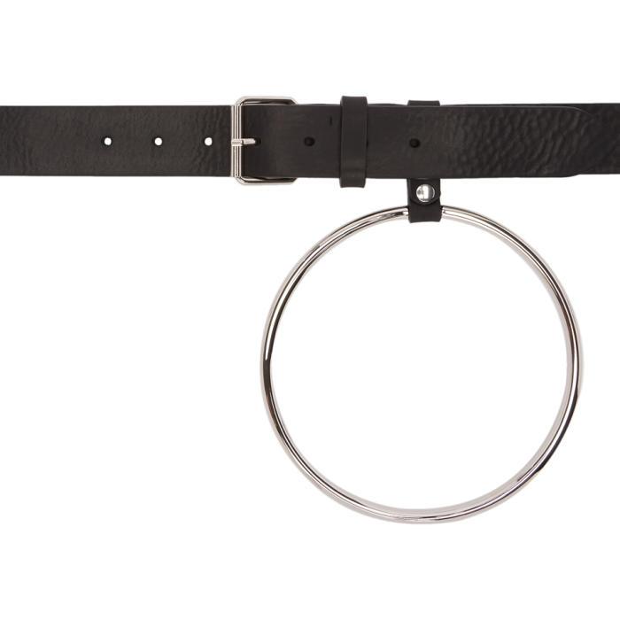 Photo: Vetements Black Ring Belt