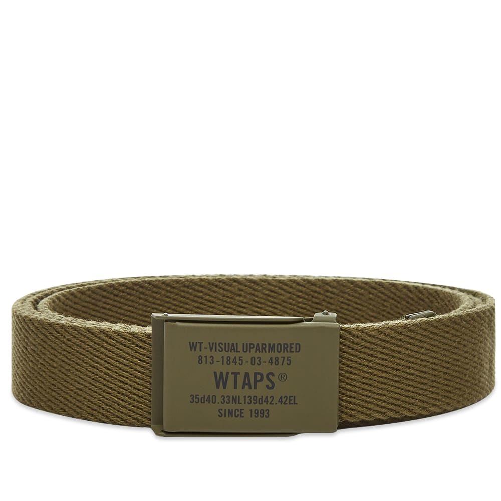 Photo: WTAPS Web Belt