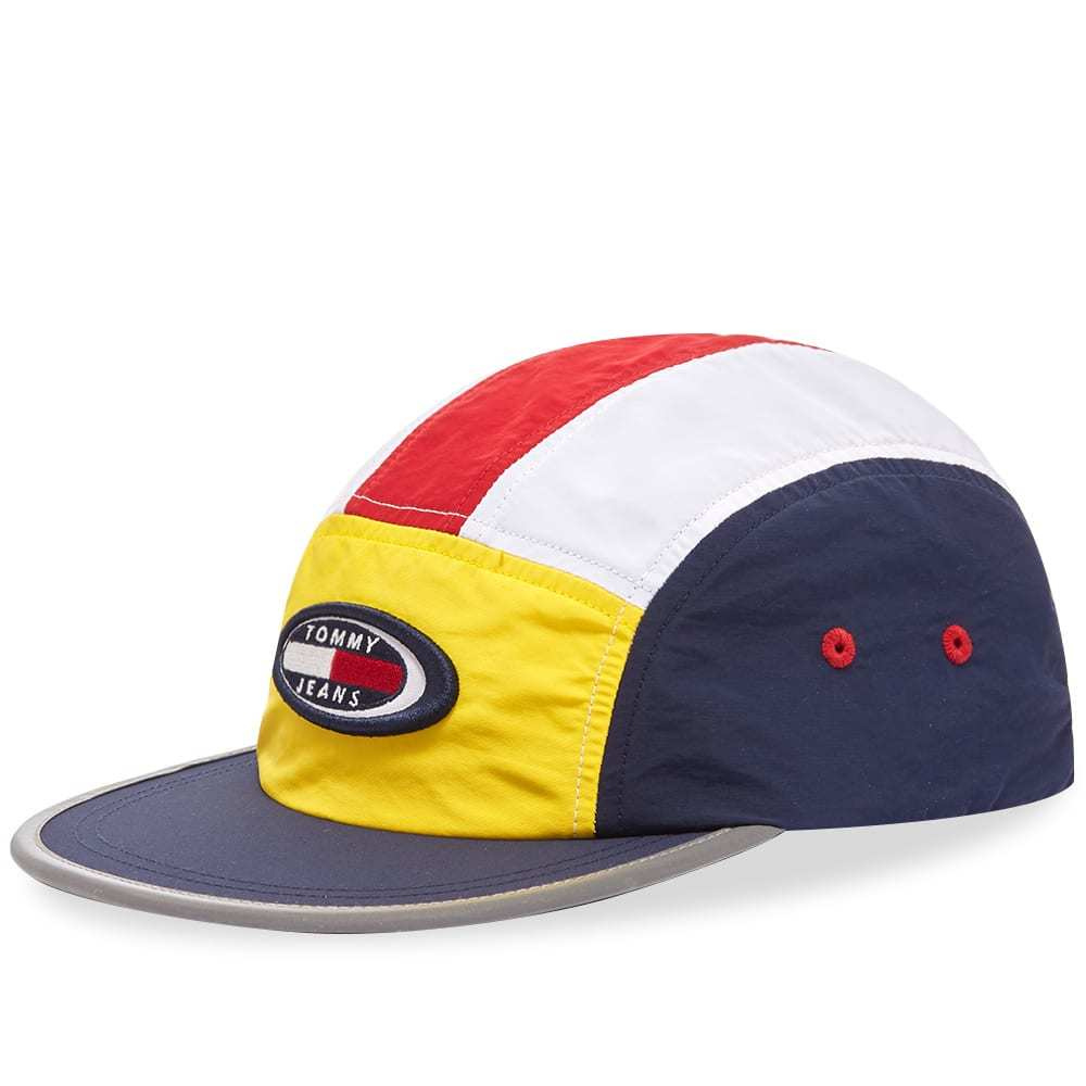Photo: Tommy Jeans Summer 5 Panel Cap