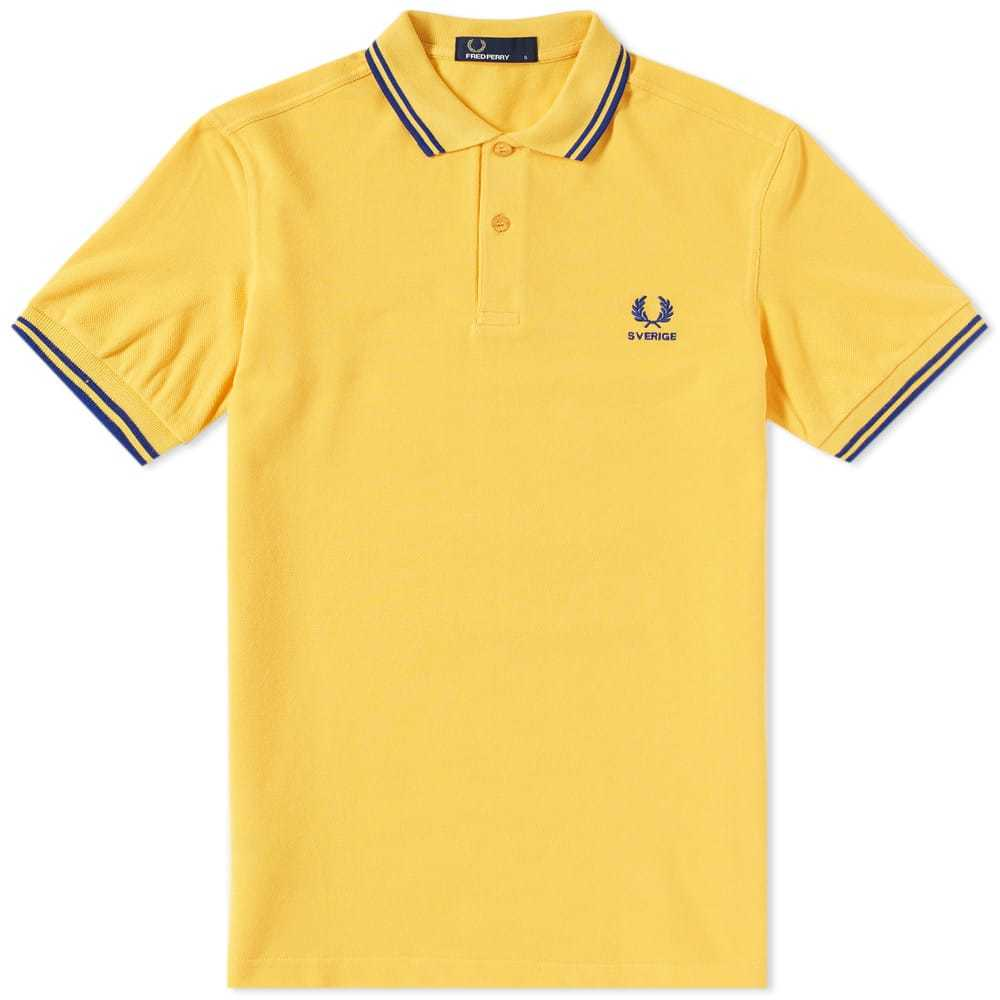 Photo: Fred Perry Sweden Country Polo Shirt