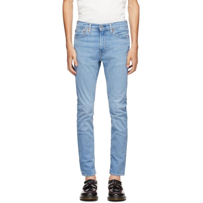 Photo: Levis Blue 510 Skinny-Fit Flex Jeans
