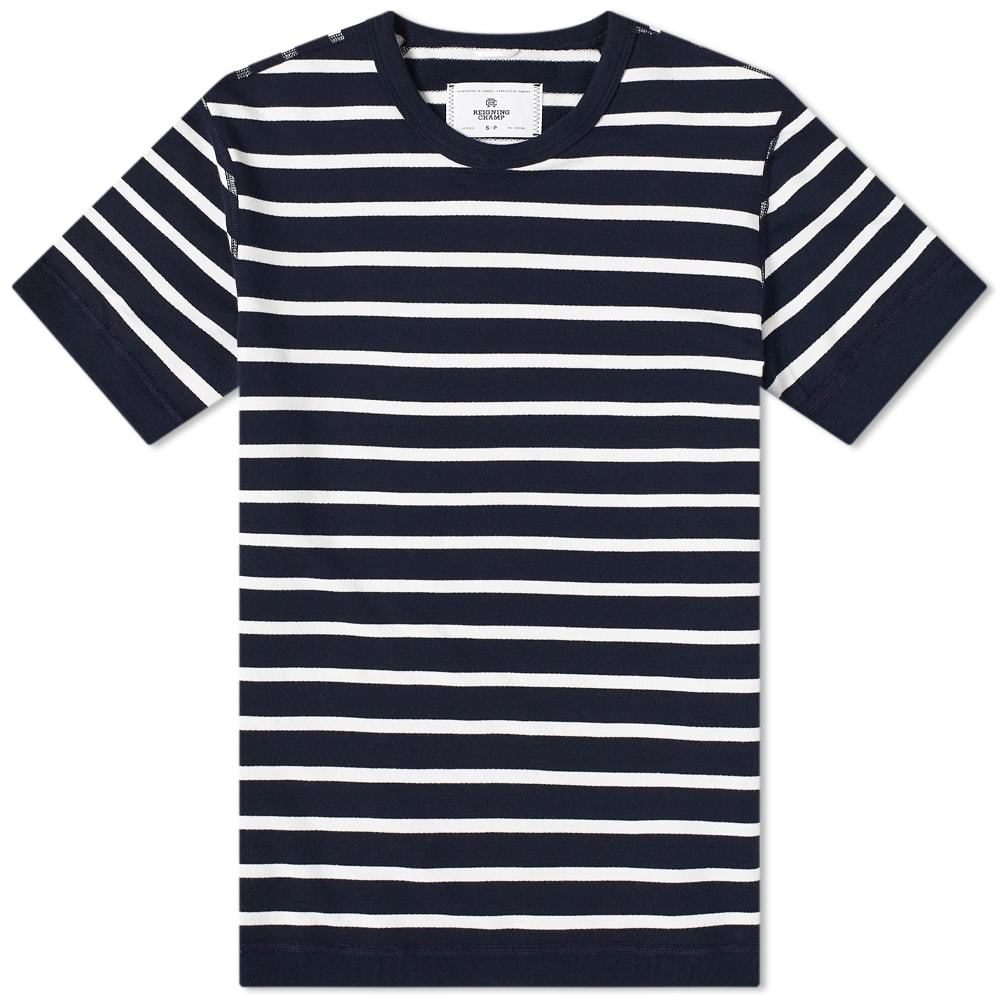 Photo: Reigning Champ Striped Tee