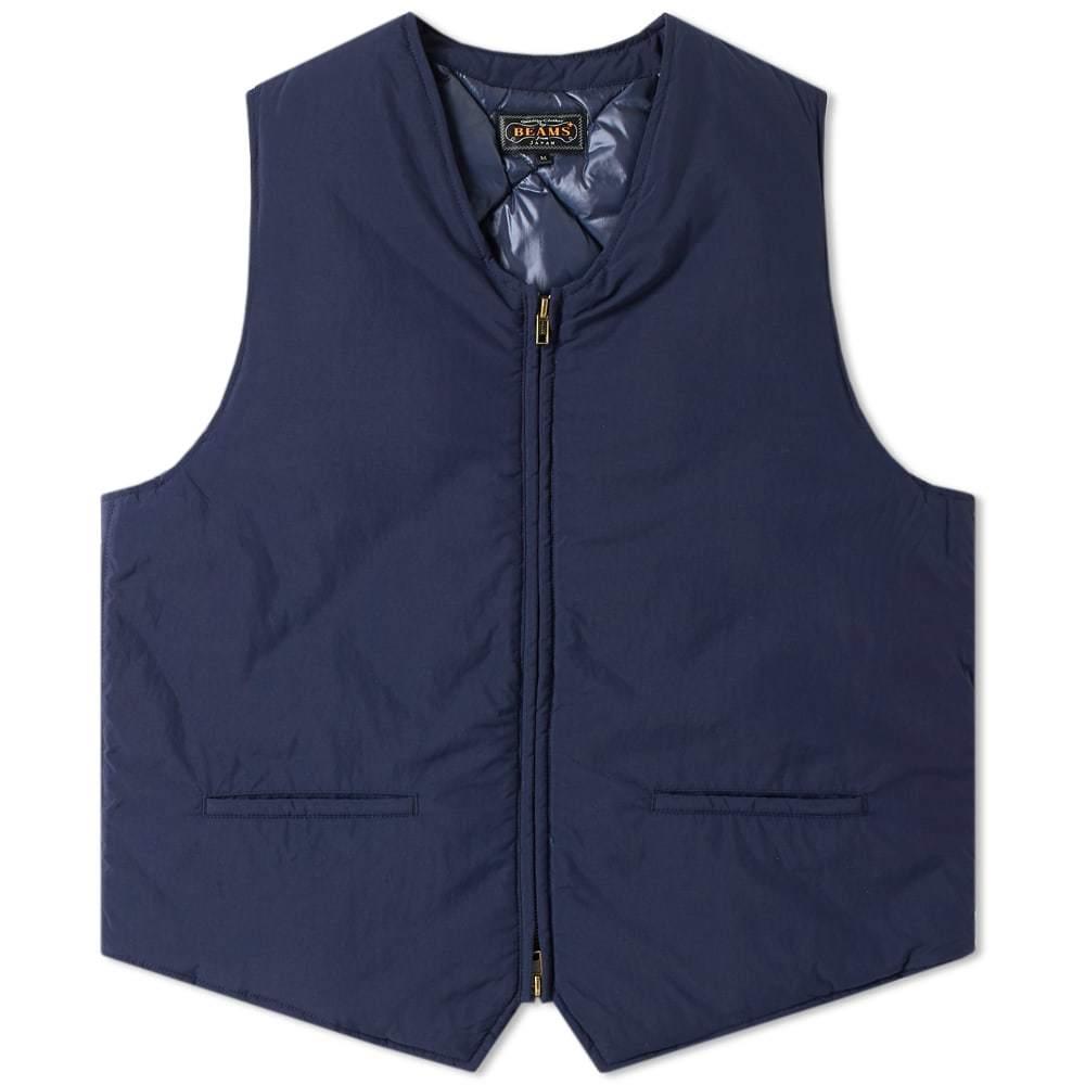Photo: Beams Plus Down Vest