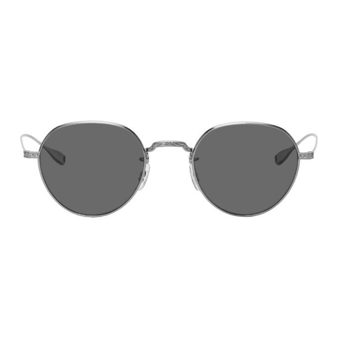 Photo: Eyevan 7285 Silver Epitome Sunglasses
