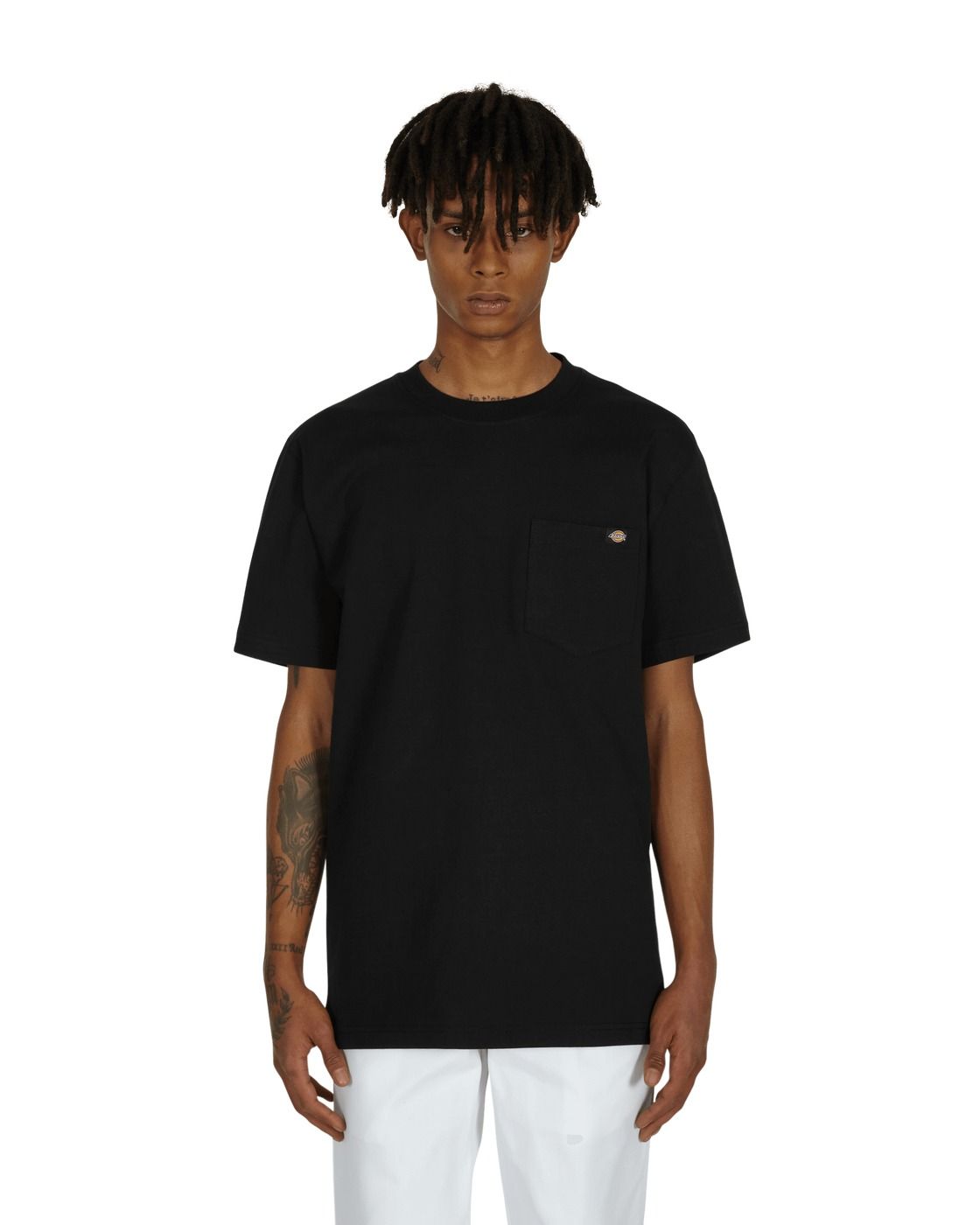 Photo: Dickies Porterdale Pocket T Shirt Black