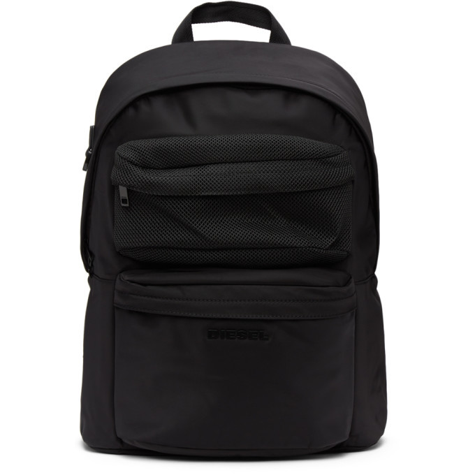 Photo: Diesel Black Rodyo Backpack