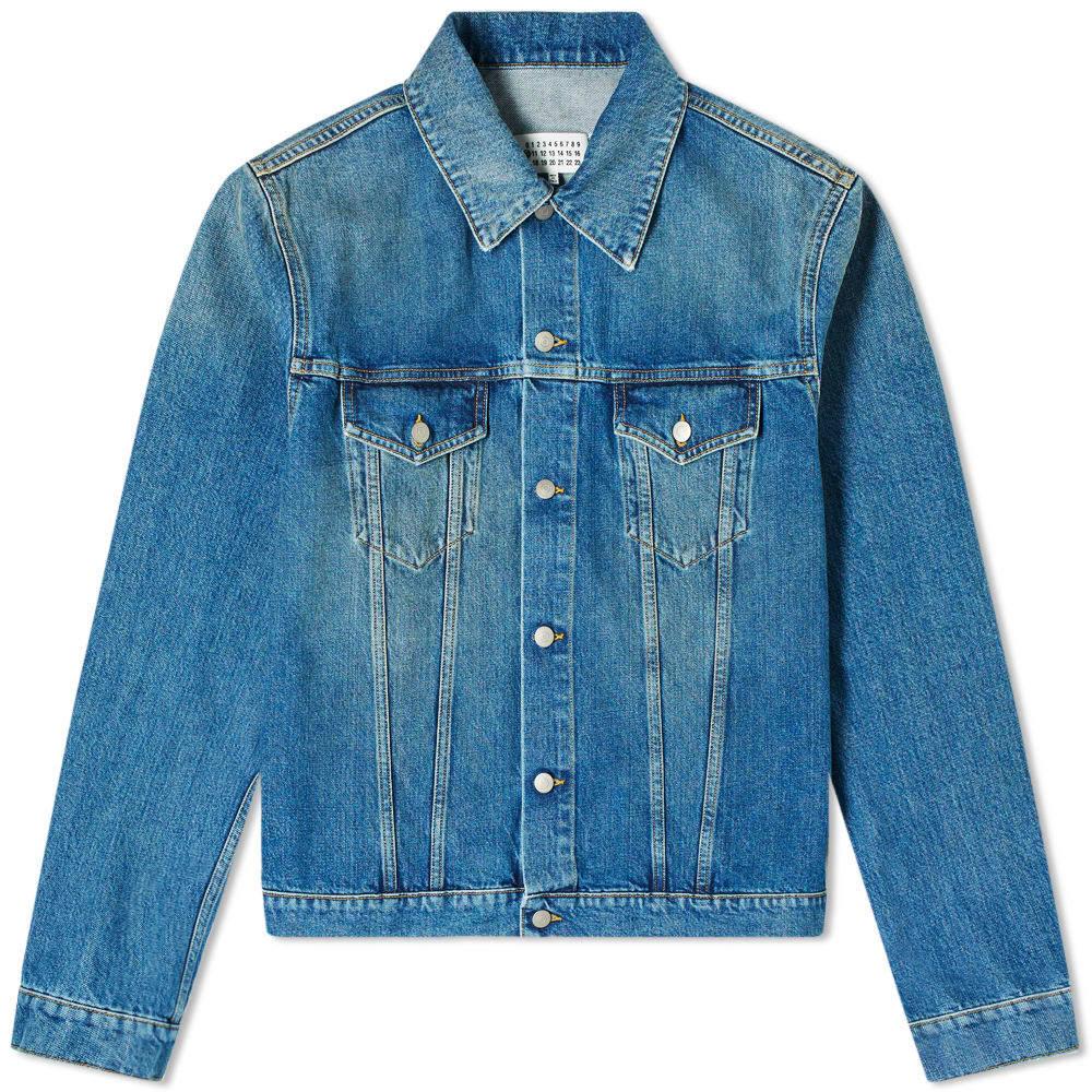 Photo: Maison Margiela 10 Vintage Wash Denim Jacket