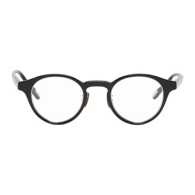 Photo: Yuichi Toyama Black ZRH Glasses