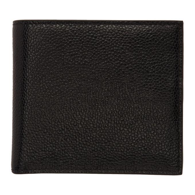 Photo: Thom Browne Black Billfold Belt Strap Wallet