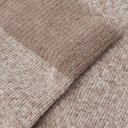 Sunspel - Mélange Organic Cotton-Blend Socks - Brown
