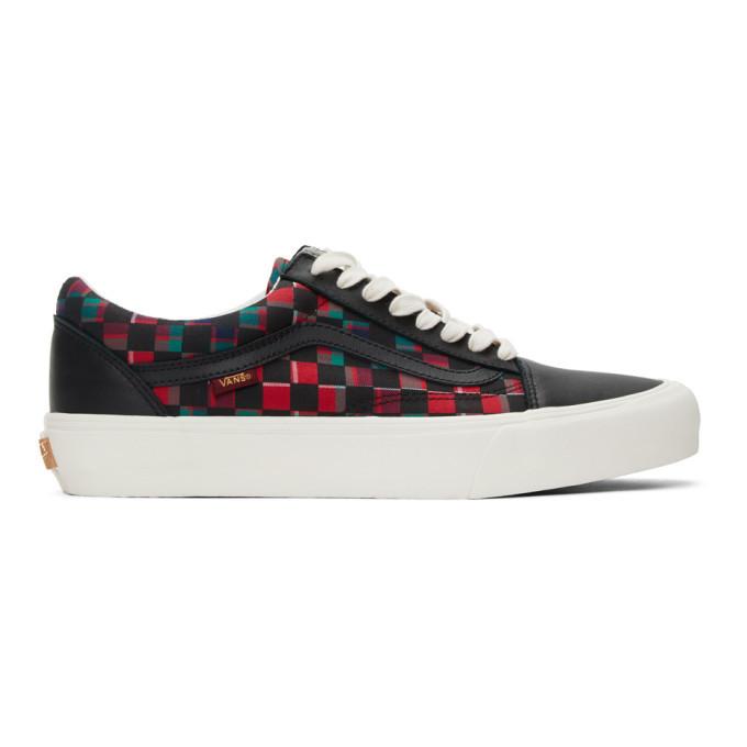 Photo: Vans Black Baracuta Edition Old Skool LX Sneakers