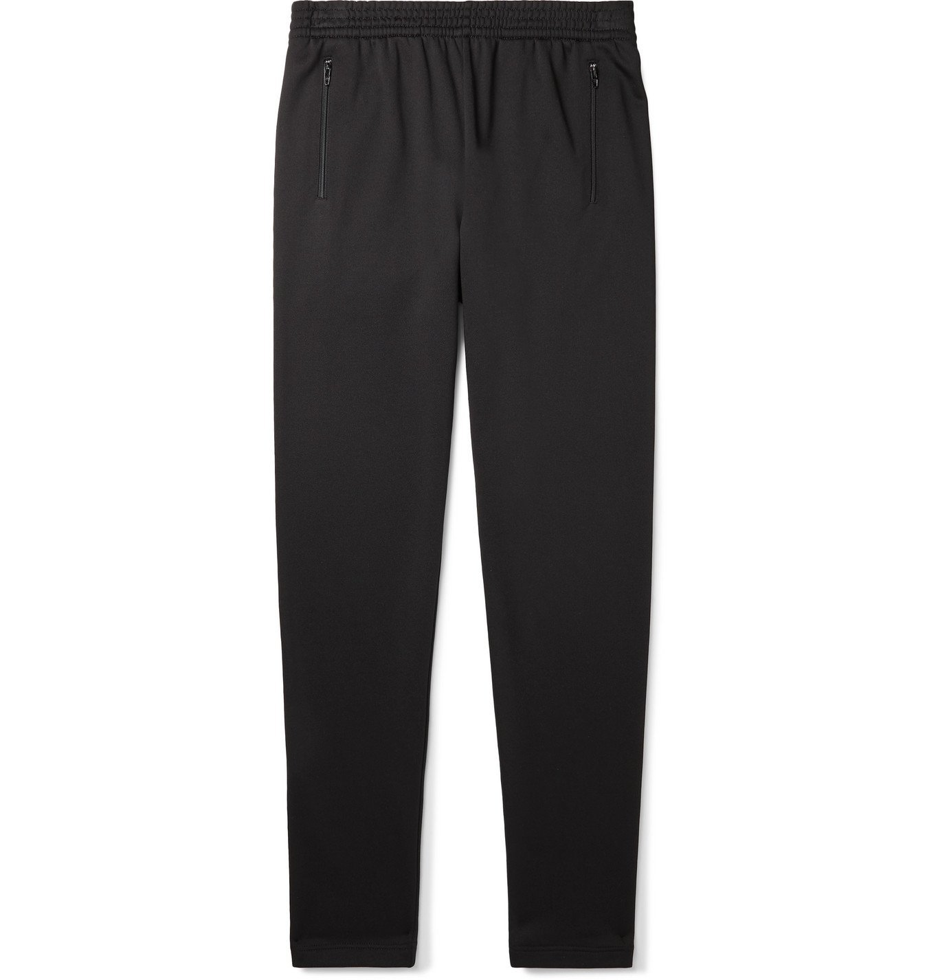 Photo: 1017 ALYX 9SM - Slim-Fit Buckle-Detailed Nylon Sweatpants - Black