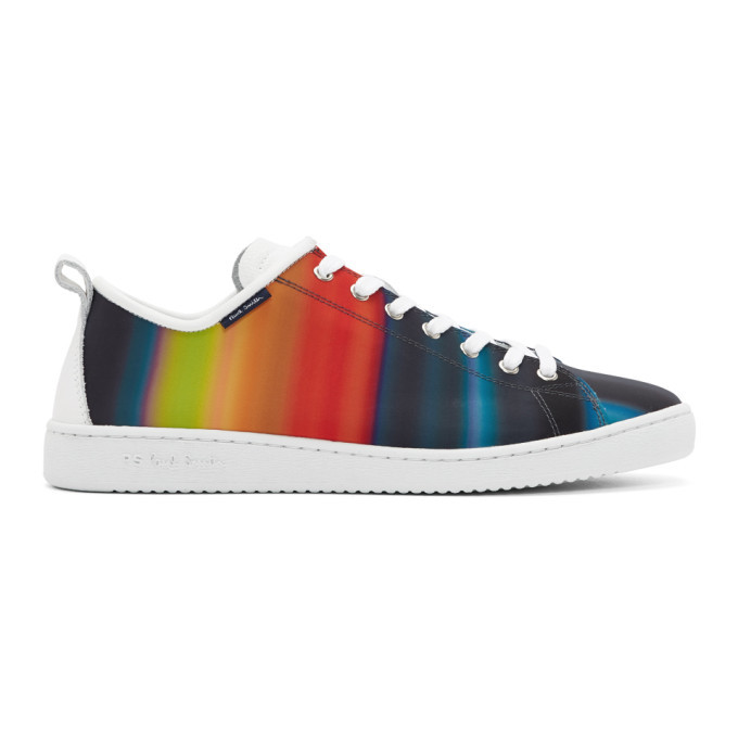 Photo: PS by Paul Smith Multicolor Miyata Sneakers