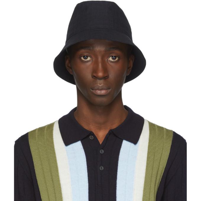 Photo: Barena Navy Ostro Bucket Hat