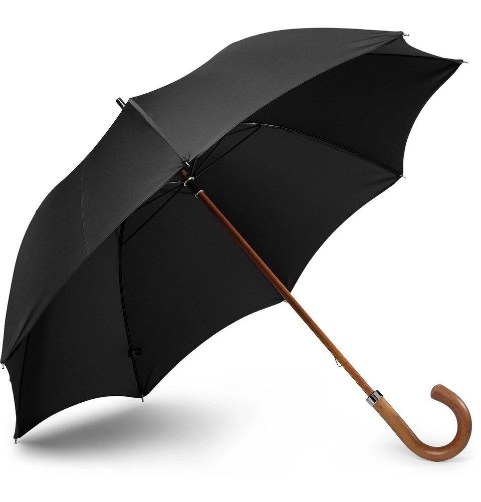 London Undercover Orange City Gent Lifesaver Umbrella: £115, London Undercover
