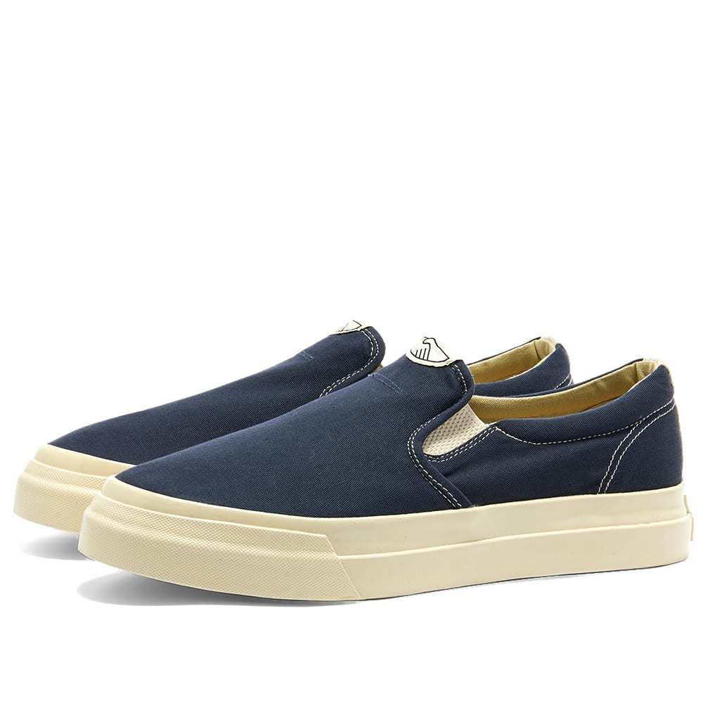 Photo: Stepney Workers Club Lister Canvas Slip On