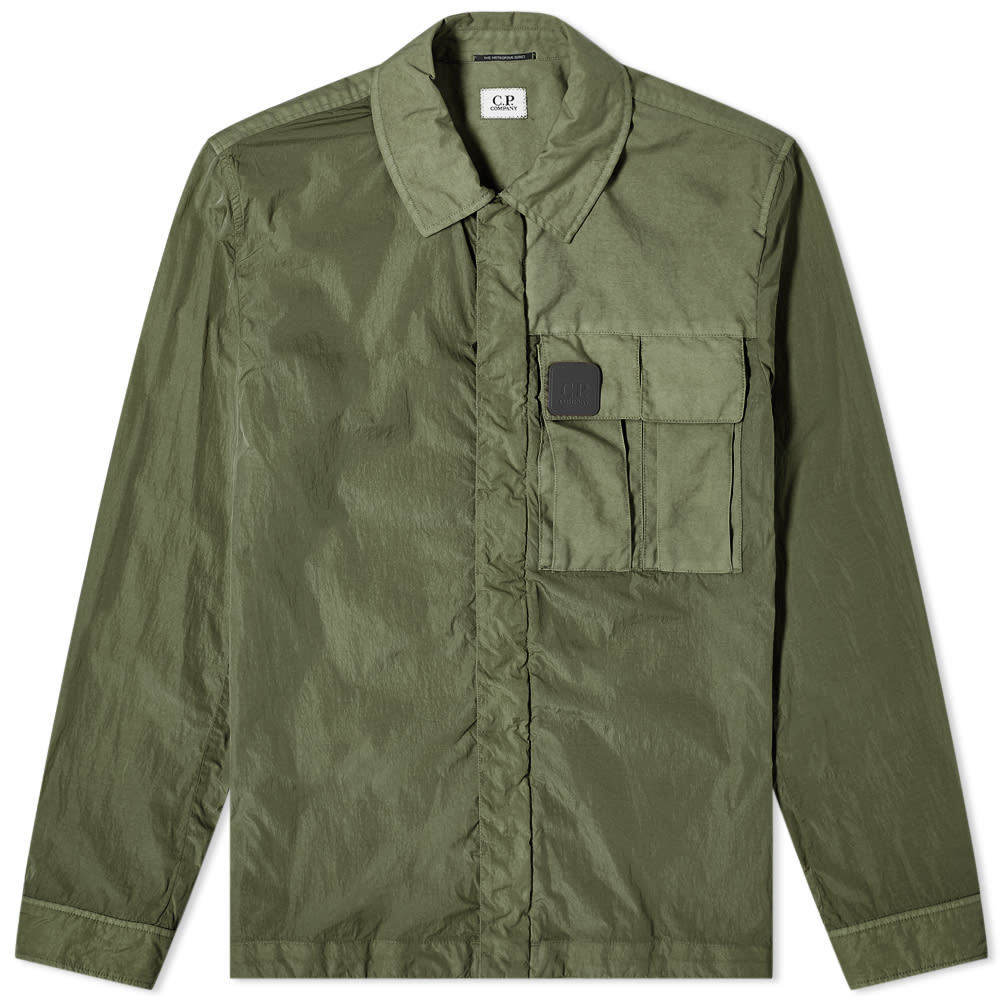 Photo: C.P. Company Metropolis Series Zip Overshirt