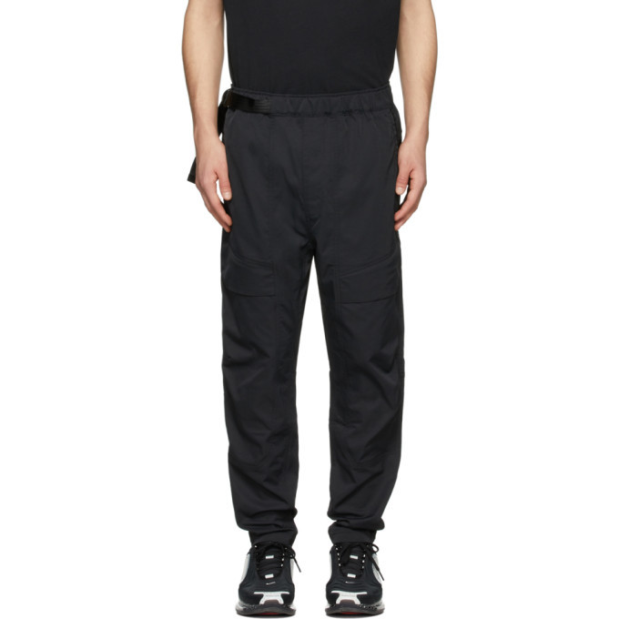 Photo: Nike Black Sportswear Tech Pack Lounge Pants