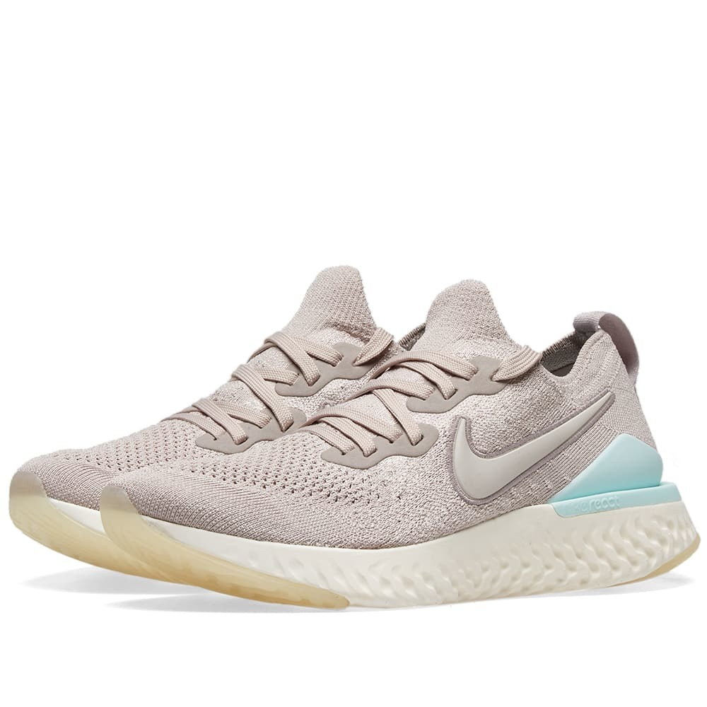 Nike Epic React Flyknit 2 Moon Particle